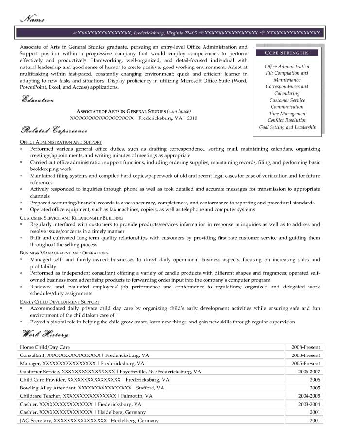 entry level resume samples resume prime