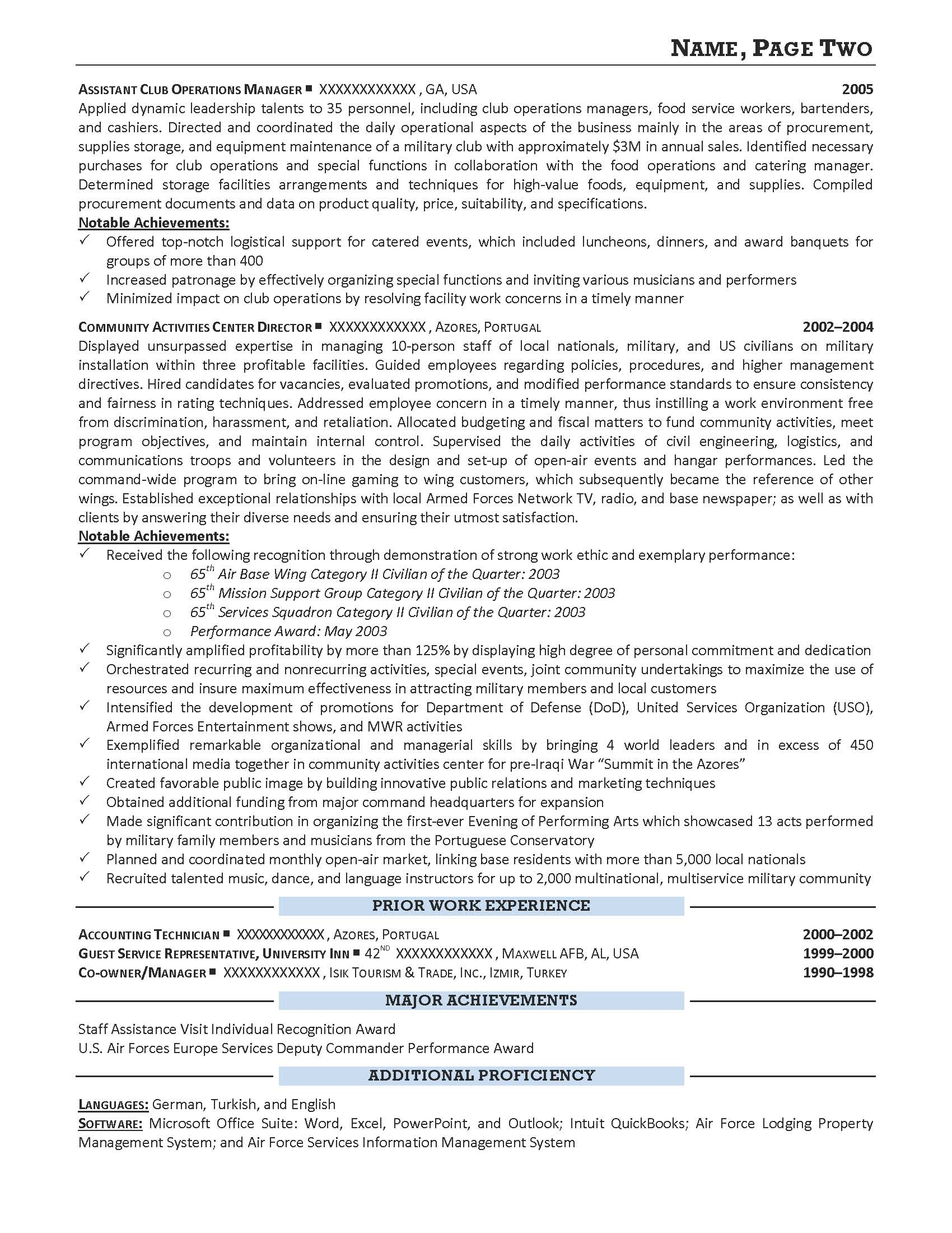 Military Transition Resume Happy Now Tk Medical Supply Technician Example Cipanewsletter