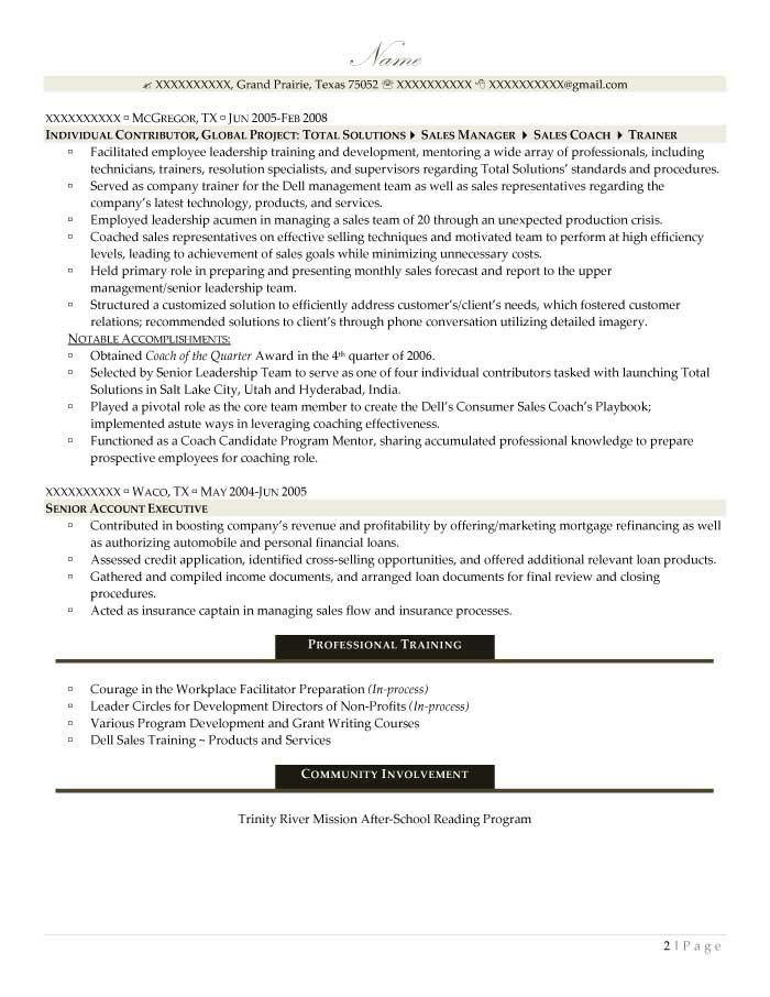 Administrative Assistant Resume Sample -After-2