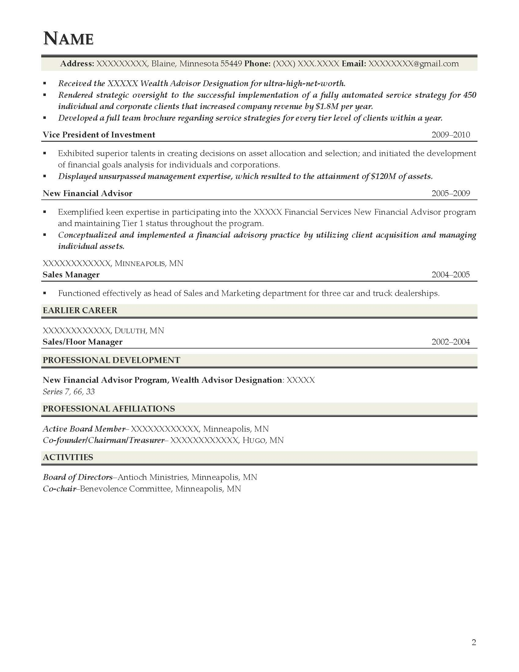 100 co curricular activities in resume sle resume