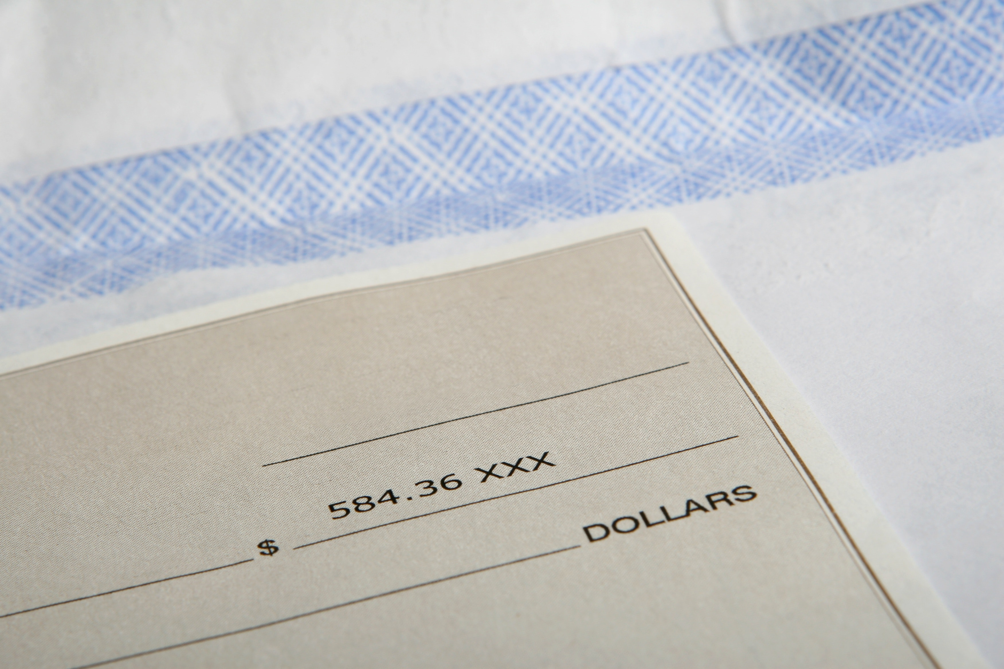 Current Job Consideration: Your Pay check