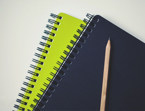 notebook as an essential job interview tools