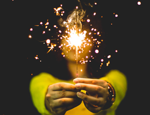 fireworks: job search resolutions