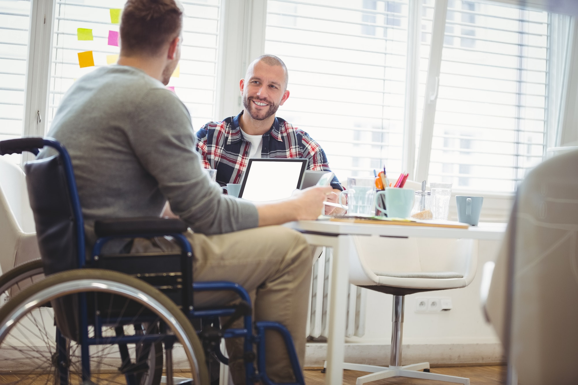 Job search tips on how to discuss disability in resume
