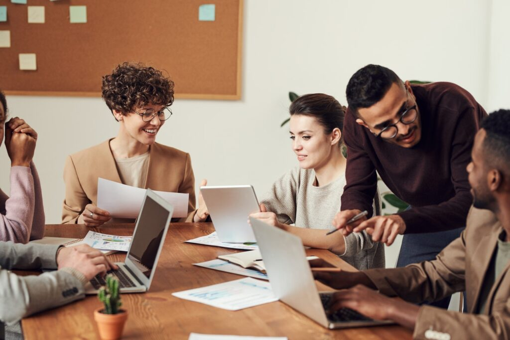 soft skills for resume include the ability to lead and work with a team